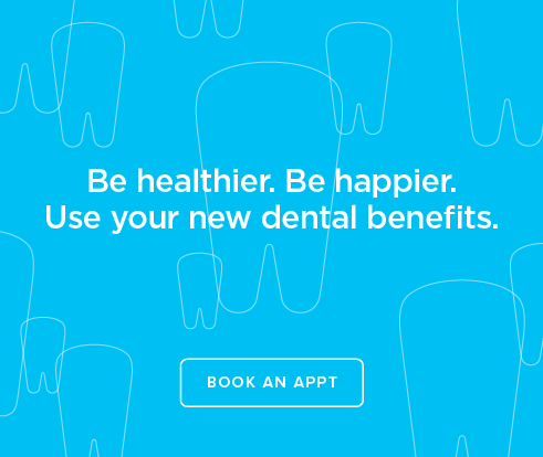 Be Heathier, Be Happier. Use your new dental benefits. - Rancho Cordova Smiles Dentistry
