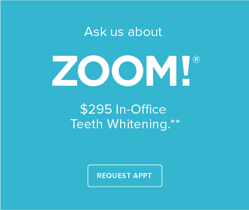 Ask us about Zoom! - Rancho Cordova Smiles Dentistry